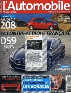 """Article presse """"L'Automobile Magazine"""""""