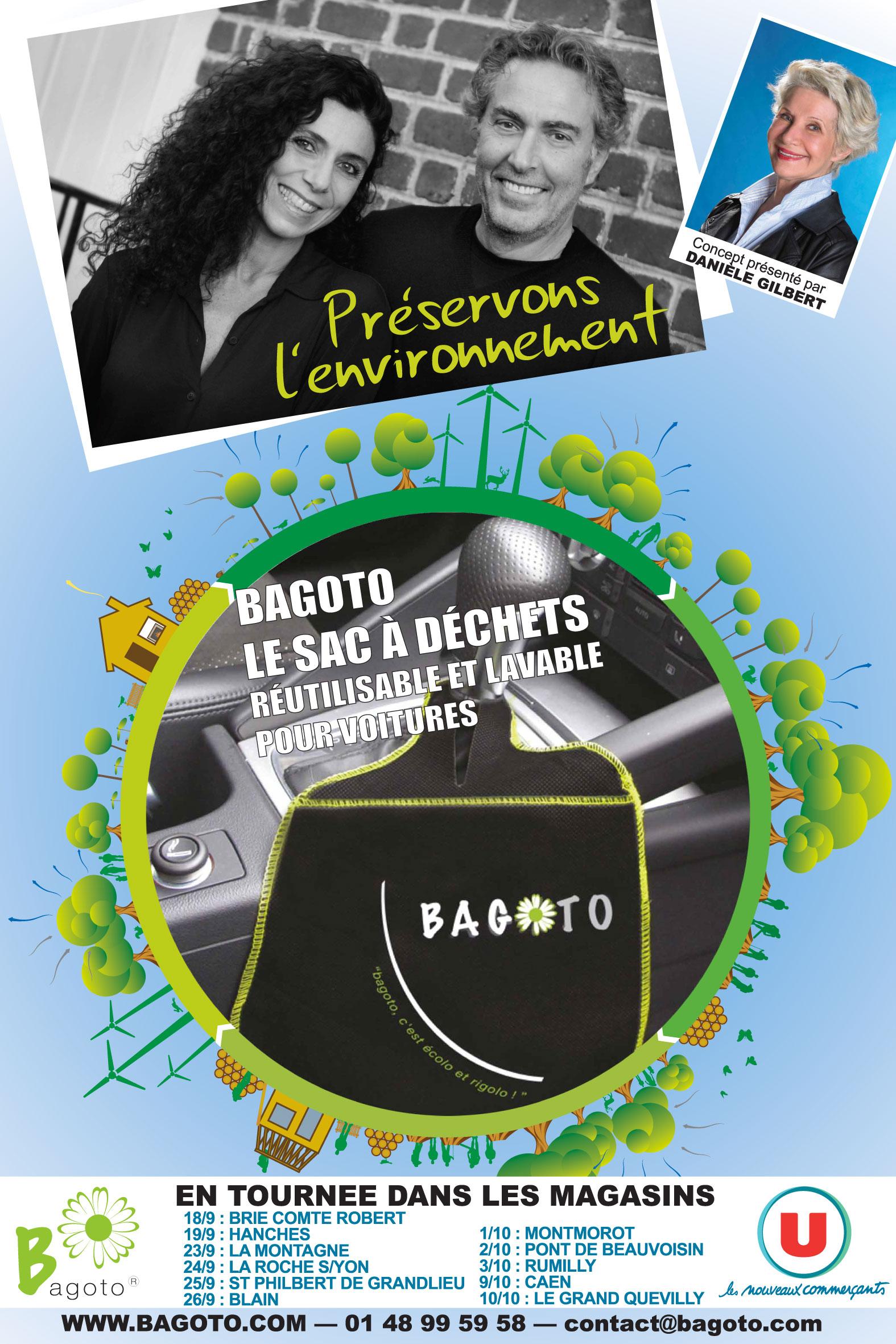 tournée Bagoto septembre/octobre 2015
