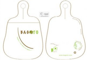 Bagoto bambou 100% naturel