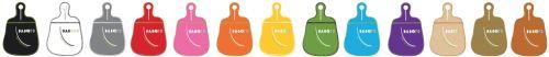 bagoto bannière couleurs et styles