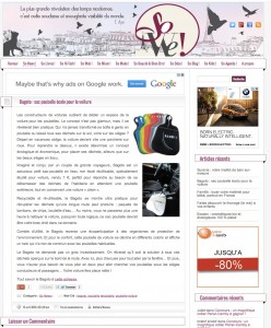 "Article presse ""So We!"""